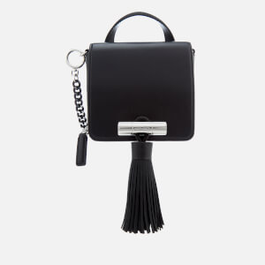 KENZO Women's Sailor Chain Mini Top Handle Bag - Black