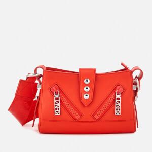 KENZO Women's Kalifornia Mini Shoulder Bag - Medium Red