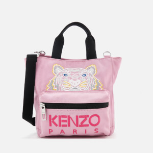 KENZO Women's Icon Mini Tote Bag - Flamingo Pink