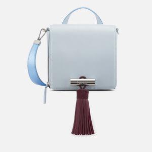 KENZO Women's Sailor Small Top Handle Bag - Sky Blue