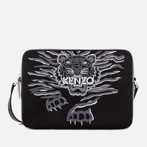 KENZO Women's Icon Large Camera Bag - Black