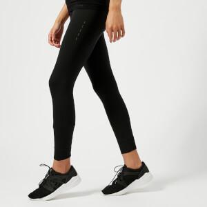 FALKE Ergonomic Sport System Women's Cellulite Control 7/8 Sport Tights - Black