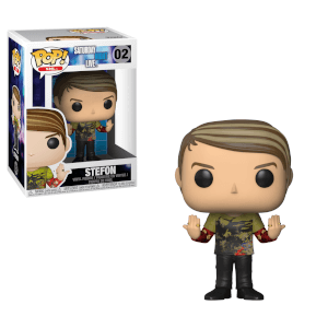 Saturday Night Live Stefon Pop! Vinyl Figur