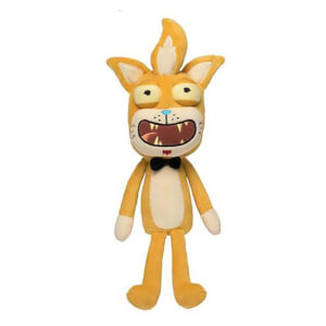 Rick and Morty Squanchy Pop Galactic Plush