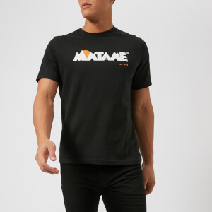 Montane Men's 1993 Short Sleeve T-Shirt - Black/White