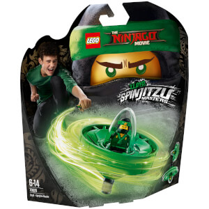 LEGO Ninjago Movie : Lloyd - Maître du Spinjitzu (70628)