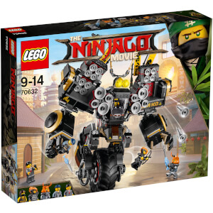 LEGO Ninjago Movie : Le Robot Sismique (70632)