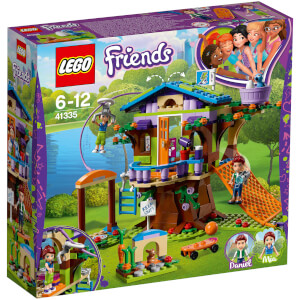 LEGO Friends: Mia's boomhut (41335)
