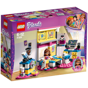 LEGO Friends: Olivia's Deluxe Bedroom (41329)