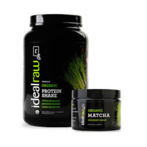 Myprotein Organic Matcha Smoothie Kit