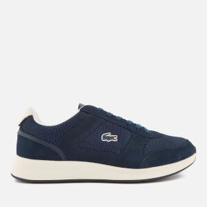 Lacoste Men's Joggeur 118 1 Runner Trainers - Navy/Off White