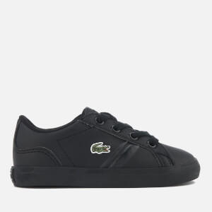 Lacoste Toddlers' Lerond 218 2 Trainers - Black