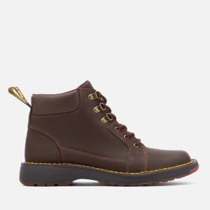 Dr. Martens Men's Trae Peidmont Split Lace Low Boots - Tan