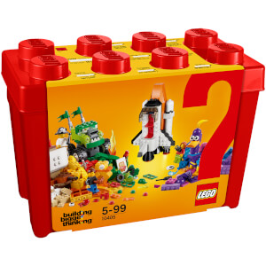 LEGO Classic Anniversary: Mission To Mars (10405)