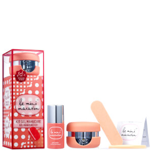 Le Mini Macaron Gel Manicure Kit - Peach