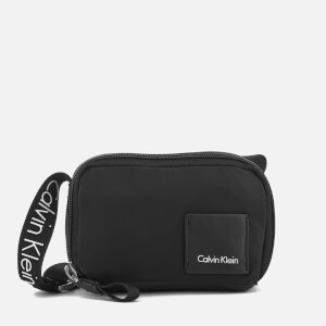Calvin Klein Women's Fluid Small Cross Body Bag - Black