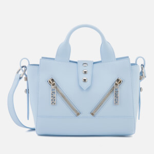 KENZO Women's Kalifornia Mini Tote Bag - Sky Blue