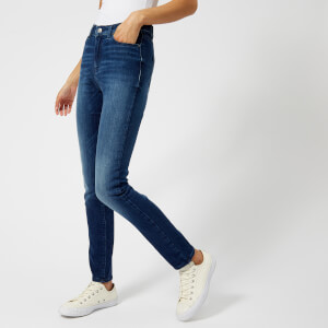 Armani Exchange Women's Stretch Skinny Jeans - Indigo Denim