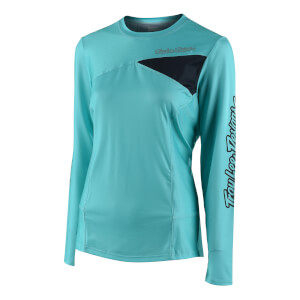 Troy Lee Designs Women's Skyline Jersey - Aqua