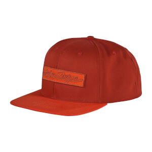 Troy Lee Designs Outsider Snapback Hat - Rust