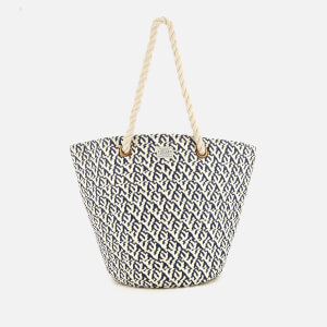 Joules Women's Palermo Beach Bag - Natural