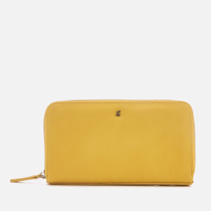 Joules Women's Fairford Brigh Zip Purse - Gold