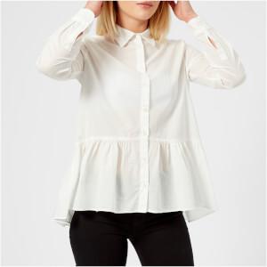 Emporio Armani Women's Shirt - White