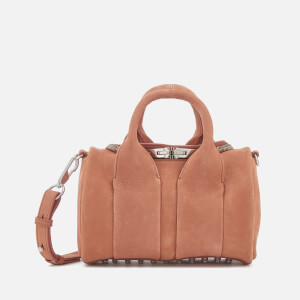 Alexander Wang Women's Rockie Pebbled Nubuck Bag - Terracotta: Image 1