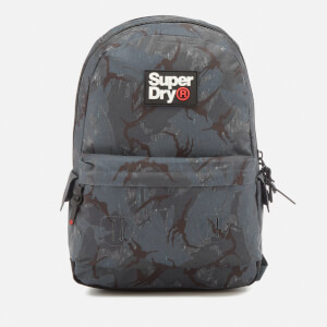 Superdry Men's Print Edition Montana Bag - Mono Camo