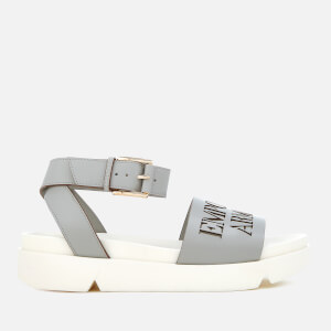 Emporio Armani Women's Pinky Sandals - Perla