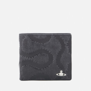 Vivienne Westwood Men's Belfast Wallet with Coin Purse - Black