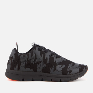 Superdry Men's Scuba Runner Trainers - Black Camo