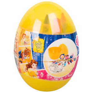 Beauty and The Beast Belle Craft Egg