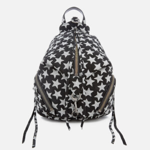 Rebecca Minkoff Women's Convertible Mini Julian Backpack - Black