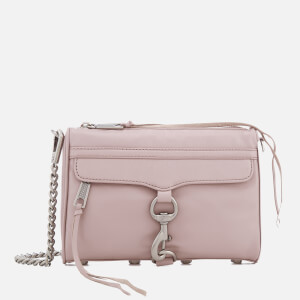 Rebecca Minkoff Women's Mini Mac Cross Body Bag - Vintage Pink