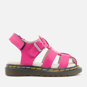 Dr. Martens Toddlers' Moby Lamper Sandals - Hot Pink