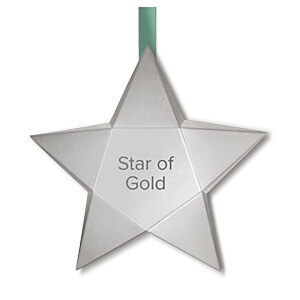 ESPA Star of Gold
