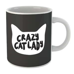"Taza ""Crazy Cat Lady"""