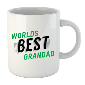 Worlds Best Grandad Mug