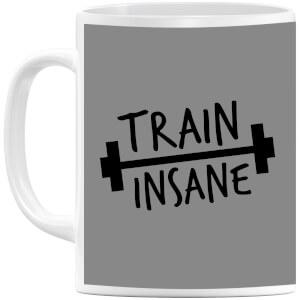 Train Insane Mug