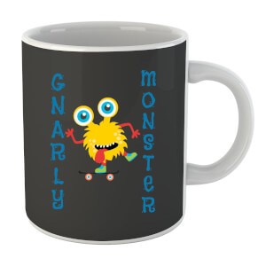 Gnarly Monster Mug
