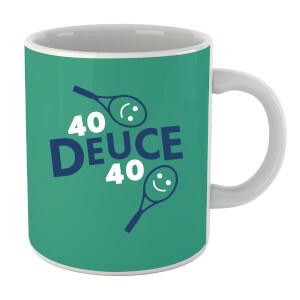 """Taza """"40 Deuce 40"""""""