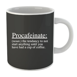 Procafeinate Mug