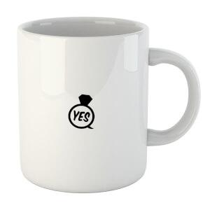 Yes Ring Mug