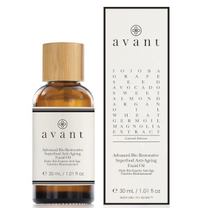Avant Skincare Limited Edition Advanced Bio Restorative Superfood Facial Oil 30ml