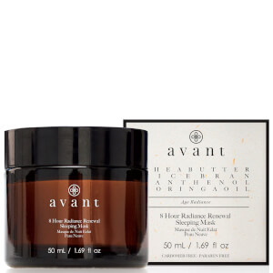 Avant Skincare 8 Hour Radiance Renewal Sleeping Mask 50ml