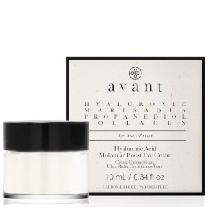 Avant Skincare Molecular Boost crema occhi all'acido ialuronico 10 ml