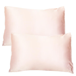 The Goodnight Co. Silk Twin Set Pillowcase - Pink
