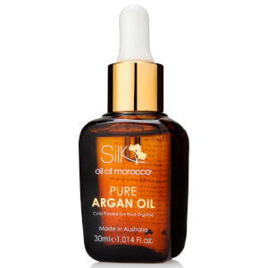 Silk Oil of Morocco Vegan Pure Argan Oil 30ml
