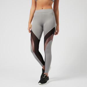 Koral Women's Frame High Rise Leggings - Chromium/Marsala